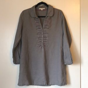Linen Tunic by Boden